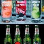 Becks vs Absolut Vodka.O ambiţie de packaging
