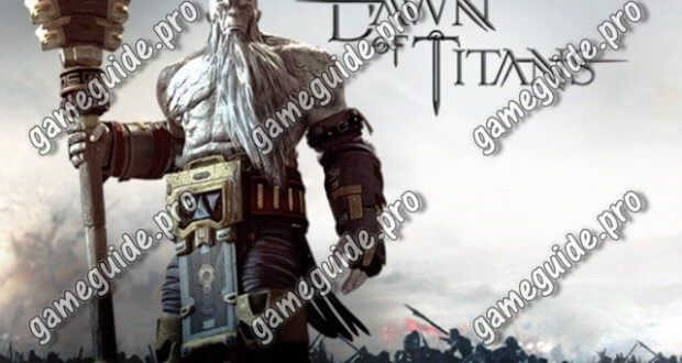 Dawn of Titans gems stones