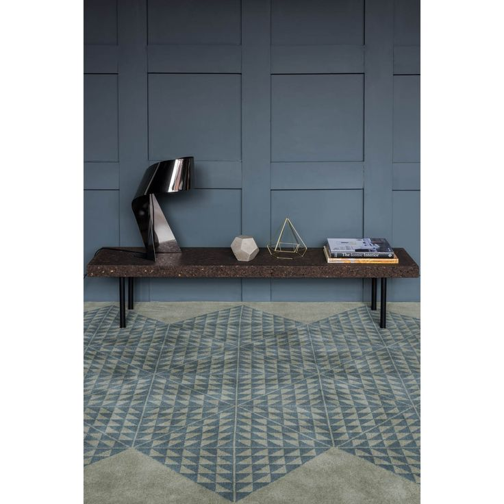 Geocentric Rug, available Made to Order.