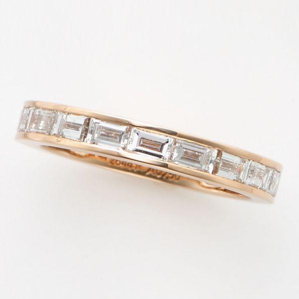 バゲッドダイヤモンド エタニティ - GRAFF(グラフ)の結婚指輪(マリッジリング)結婚指輪・マリッジリングの「グラフ」の一覧♡