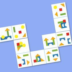 Dominos de formes