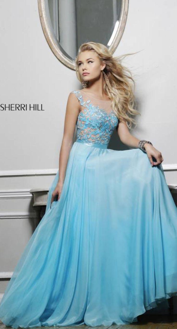 60 best Sherry Hill images on Pinterest   Sherri hill dress, Grad ...