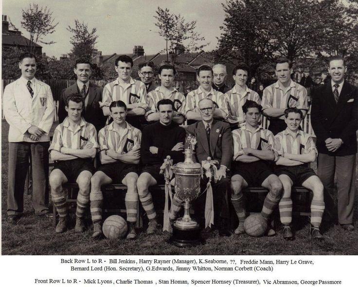 Clapton FC 1955