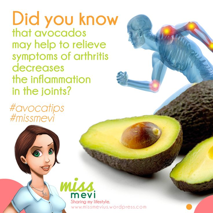 Hello everyone!  Weekend again! What are your plans? I'll go to run, I hope I can start running more than 6 miles from now one.  If your knees hurt when you go to run, you might need to add more #avocado to your diet. Avocados contain antioxidant monounsaturated oils, essential fatty acids and Vitamin E. They promote cartilage repair.  I hope you find this information useful.  Until the next time!  #MissMevi #AvocaTips