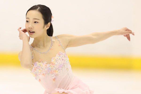 全日本ジュニア選手権・男女SP|フォトギャラリー|フィギュアスケート|スポーツナビ