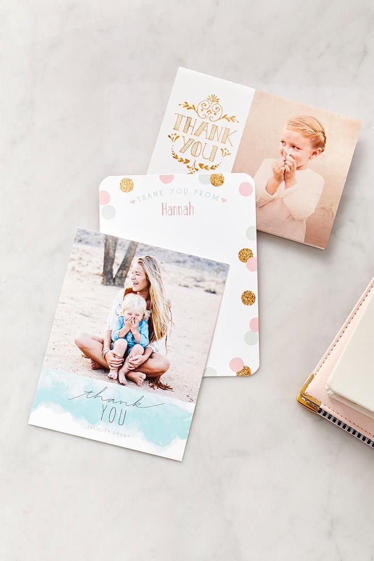 115 Best Thank You Cards Images On Pinterest Thank You Notes