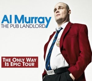 Al Murray is coming to Scunthorpe!...  follow the link to read all about it!