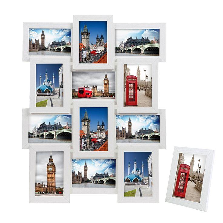 Superisparmio's Post Cornice Multifoto  Per incorniciare le vostre vacanze! Cornice Multifoto da Parete con 12 Posti di Foto e un Portafoto Singolo da Tavolo in Legno disponibile in 3 colori!  A solo 18.74   http://ift.tt/2vT8RYH