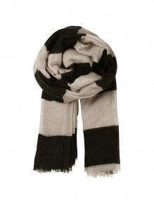 Becksöndergaard Elvira scarf series - Black