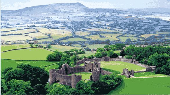 Wales- please let me go here.................