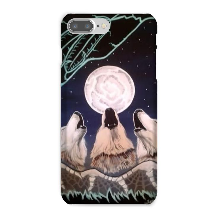 Sean Mombourquette Paintings Phone Case