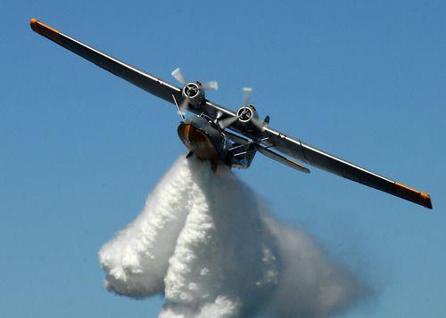 Fire fighting Catalina