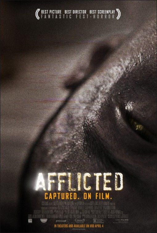Afflicted, you have to see it