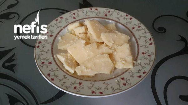 Pastacı Yağı (Biskin Yağı) Yapımı
