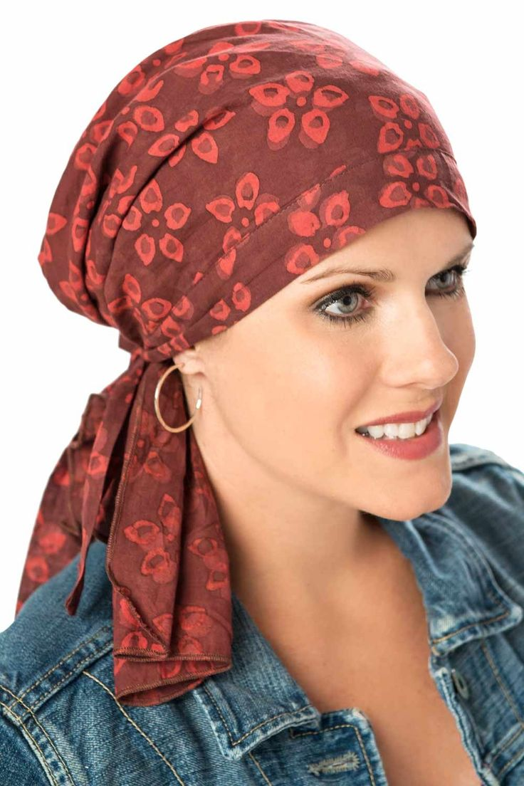 67 best Pre-Tied Head Scarves for Women images on ...