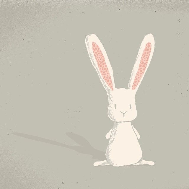 Little Rabbit #illustration