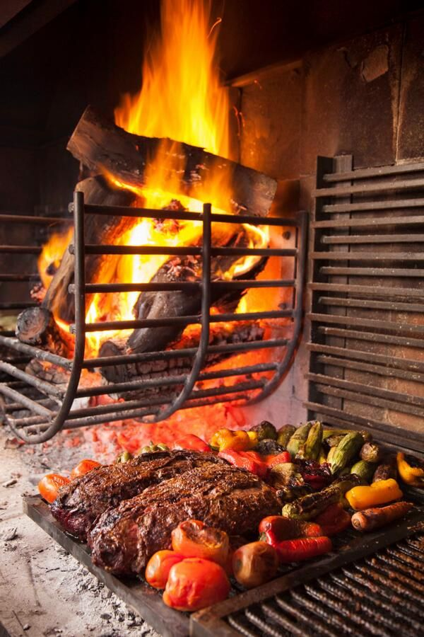 20 best francis mallmann 39 s siete fuegos at the vines - Barbecue argentin ...