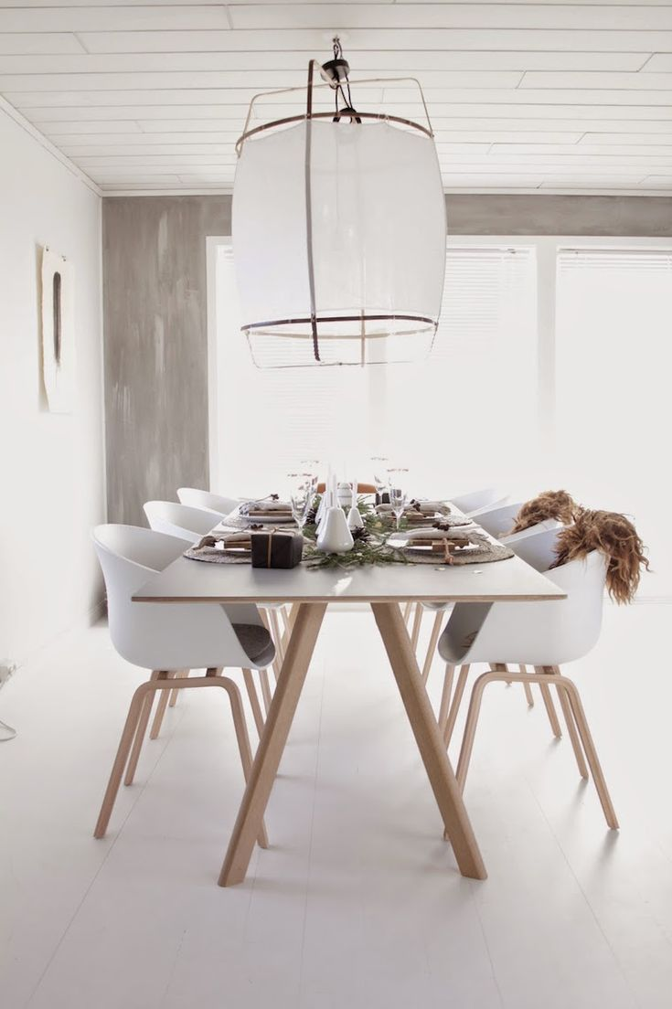 hay about a chair - breakfast room?