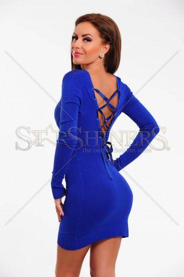 Rochie Soft Univers Blue