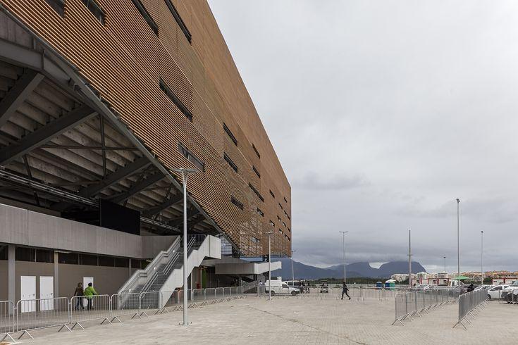 Gallery of Rio 2016 Olympic Handball Arena / OA | Oficina de Arquitetos + LSFG Arquitetos Associados - 5