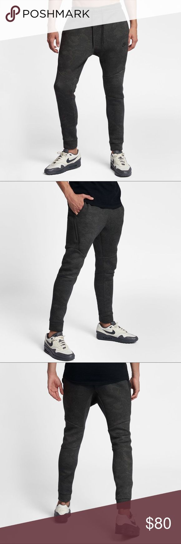 MENS NIKE TECH FLEECE JOGGERS | NEW | 863515 038 ☑️ Item is brand with tags.        ✔️ Retail: $120 | These are very popular Nike Joggers ☑️ Will ship out within 24 hours.  ❌ No transactions outside of Posh  🔘 All my inventory in posh comes from my eBay store page, (cross listed) so prices are competitive with that platform as well.  🔘 Stores.ebay.com/premiumlacesthreads Nike Pants Sweatpants & Joggers