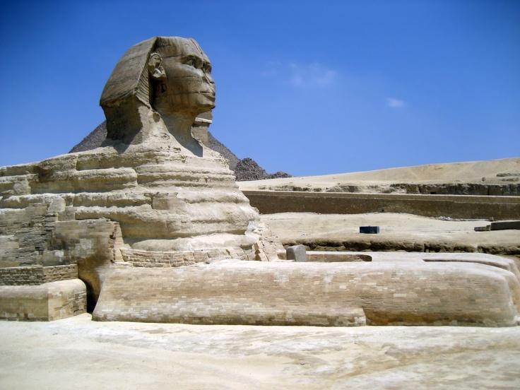 Great Sphinx of Giza Cairo, Egypt. #Sphinx #giza