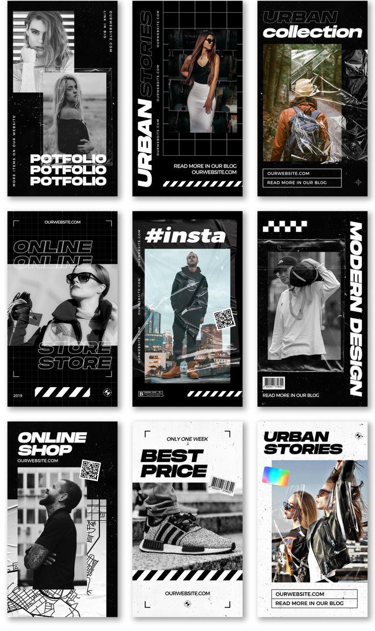 Urban Instagram Stories AD Urban, SPONSORED, Instagram