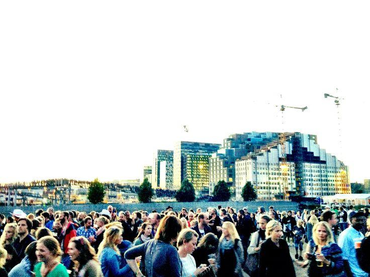Norwegian summer, Øya festivalen