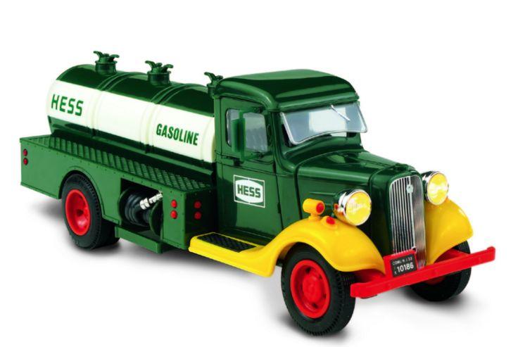 102 Best Hess Collectors Trucks Images On Pinterest Hess