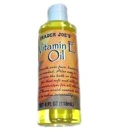 Trader Joe's Vitamin E Oil The secret of the beauty industry's expensive serums is vitamin E and this oil is 4 bucks