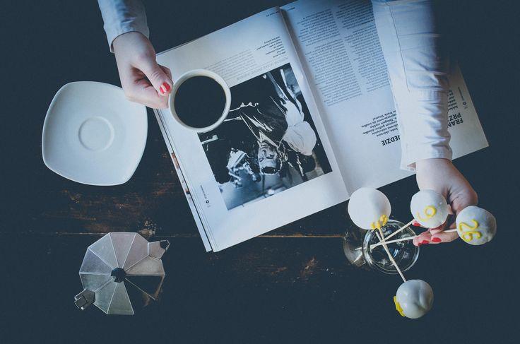 KULECZKI SZCZĘŚCIA, CZYLI CAKE POPSY  #cakepops #coffee #morning