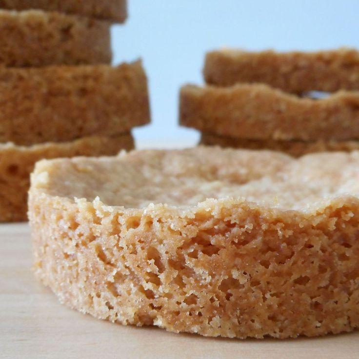 Basisrecept: zand taartbodem / Taart & gebak / Recepten | Hetkeukentjevansyts.jouwweb.nl