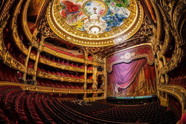 The Paris Opera © Trey Ratcliff, 2012