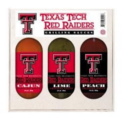 Texas Tech Red Raiders Grilling Set