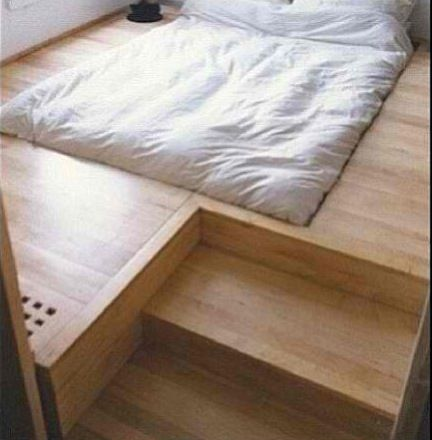 Awesome Bed Ideas 76 best awesome beds images on pinterest | architecture, 3/4 beds