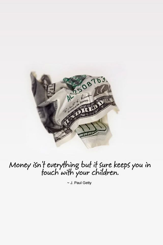 Lol so true! money quotes Quotes Money isn't