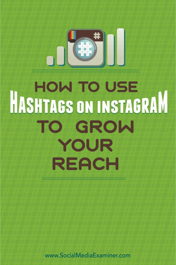 Do you want more people to see your Instagram content?  Using the right hashtags makes it easier for people to find your Instagram posts and grows your reach.  In this article youll discover how to use Instagram hashtags to connect with new people on Ins