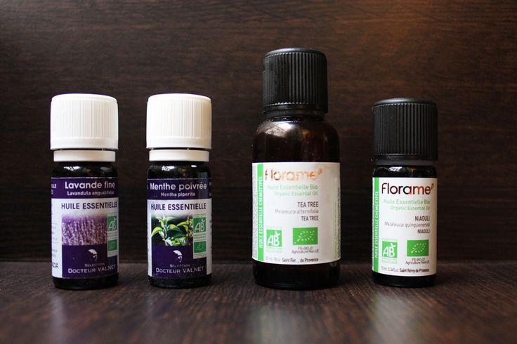 Les huiles essentielles anti-acné | Le Blog Bleu