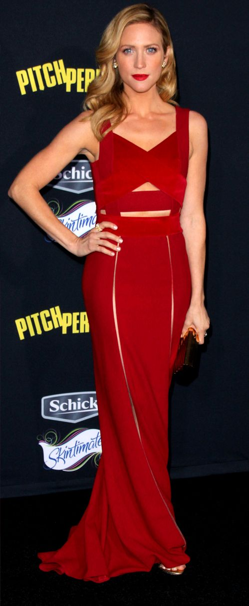 Brittany Snow in Georges Chakra