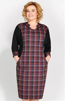 Платья для полных женщин: купить женские платья больших размеров в интернет магазине «L'Marka» [Страница 36]