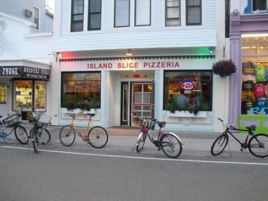 Island Slice Pizzeria, Mackinac Island - Restaurant Reviews - TripAdvisor