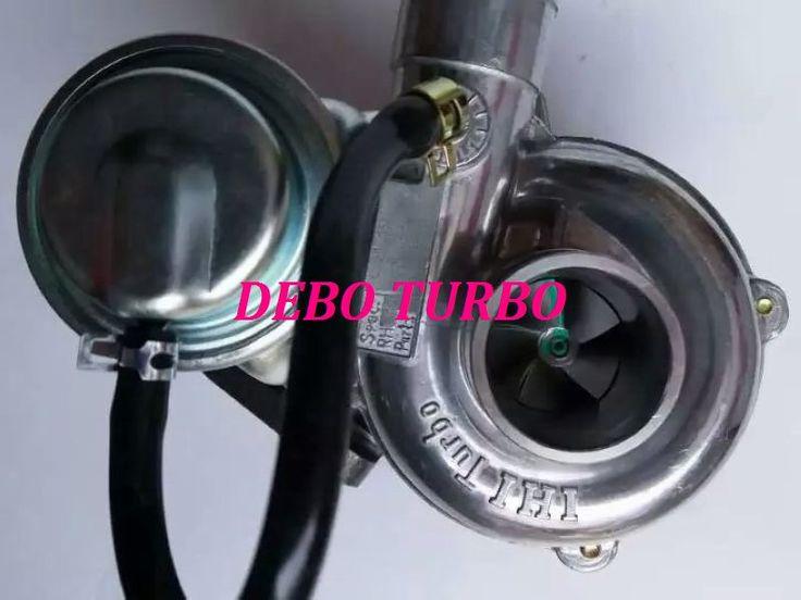 NEW RHF3 1G491-17010 CK40 VD410096 VA410164 Turbo Turbocharger for KOMATSU Kubota PC56-7 Excavator Bobcat Tractor 4D87,V2403