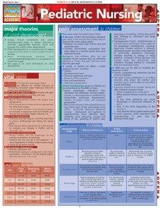 Pediatric Nursing, Laminated Guide $5.67