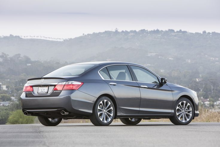 The Styling Of The 2013 Honda Accord Sport Sedan Isnu0027t Radical, But Elegant  Cues Such As Headlights And Wheels Keep The Caru0027s Appearance From Becoming  ...