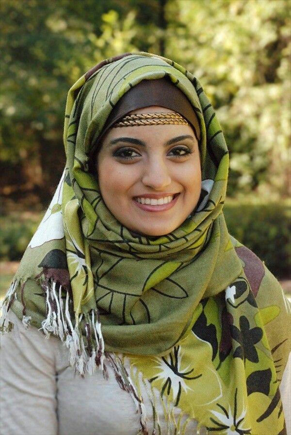Hijab band fashion