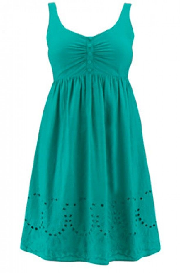 1000  ideas about Green Summer Dresses on Pinterest  Summer ...