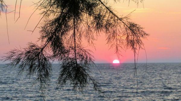 Sunset at Molyvos