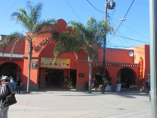 Many of small bakeries and tacos shops - Picture of Avenida ...
