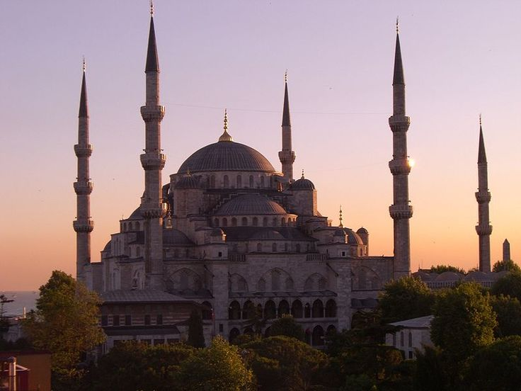 The Sultan Ahmed Mosque is popularly known as the Blue Mosque for the blue tiles adorning the walls of its interior. It was built from 1609 to 1616, during the rule of Ahmed I. It is considered to be the last great mosque of the classical period. #bluemosque
