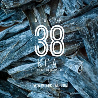 Alga Kombu: http://www.99kcal.com/2013/11/06/alga-kombu-so-38-kcal/